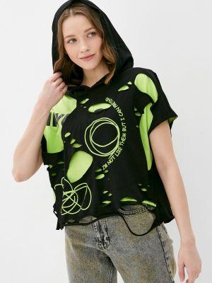 Зеленая футболка Dali