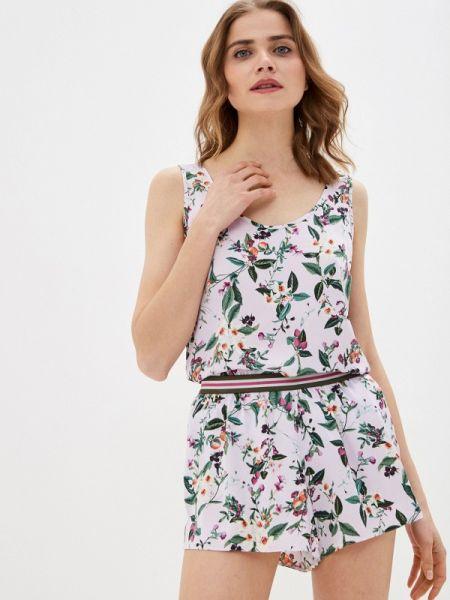 Фиолетовая пижама Marks & Spencer