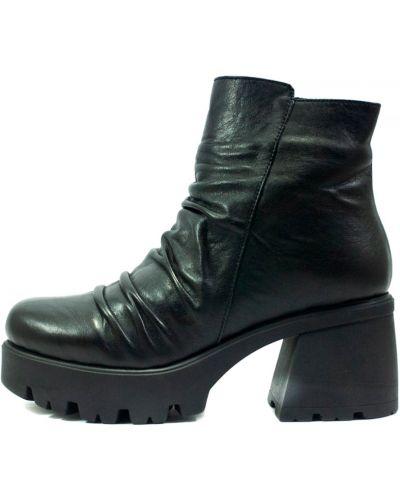 Ботинки - черные Sherlock Soon