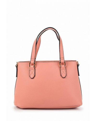 Розовая кожаный сумка Dorothy Perkins