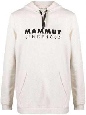 Худи длинное - белое Mammut