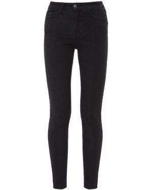 Черные джинсы-скинни с карманами с пайетками на пуговицах Gender Denim