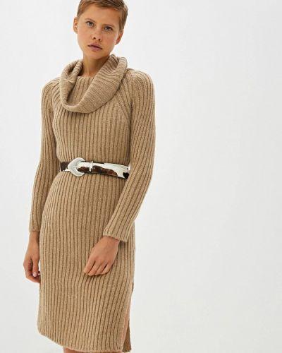 Платье вязаное осеннее Perfect J
