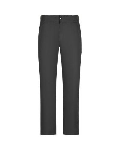 Серые утепленные спортивные брюки софтшелл Madshus