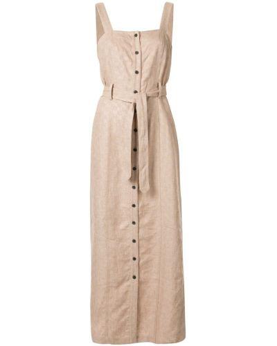 Платье на бретелях Mara Hoffman