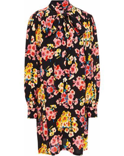 Платье мини - черное Paul & Joe