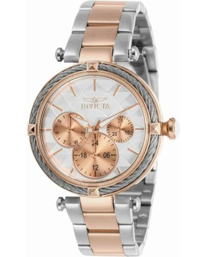 Zegarek - żółty Invicta Watches