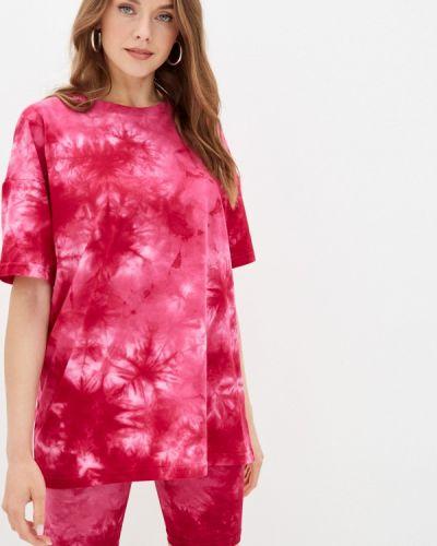 Спортивный костюм - розовый Vivostyle