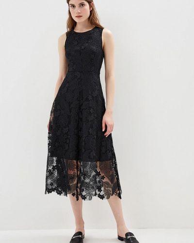 Черное платье осеннее Tommy Hilfiger