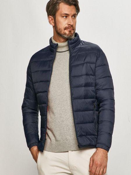 Стеганая куртка - синяя Produkt By Jack & Jones