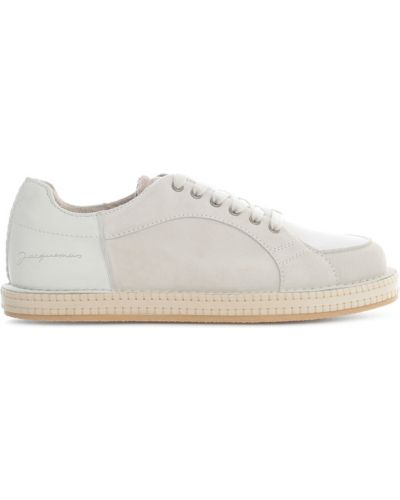 Sneakersy - beżowe Jacquemus