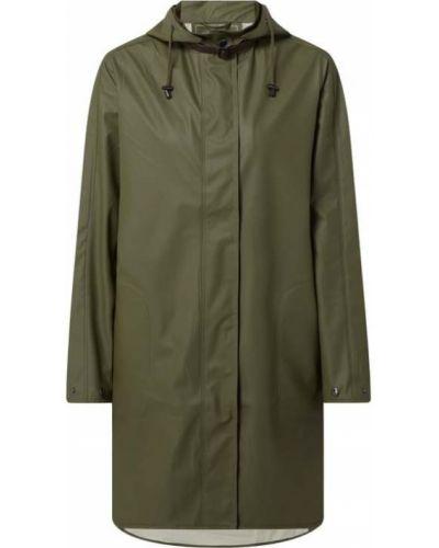 Płaszcz przeciwdeszczowy - zielony Ilse Jacobsen