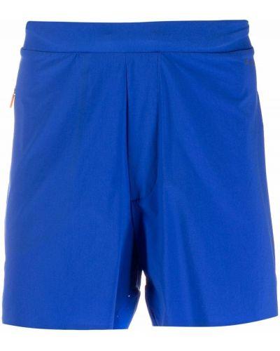 Niebieskie szorty Falke