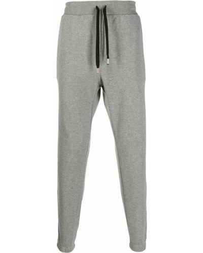 Зауженные спортивные брюки - серые Gaelle Bonheur
