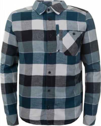 Классическая рубашка в клетку с длинным рукавом Outventure