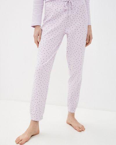 Фиолетовые домашние брюки Nymos