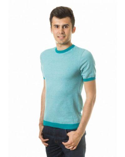 Бирюзовая футболка Arber