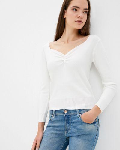 Белая зимняя кофта Goldrai