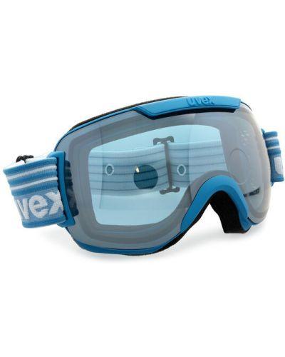 Okulary - niebieskie Uvex