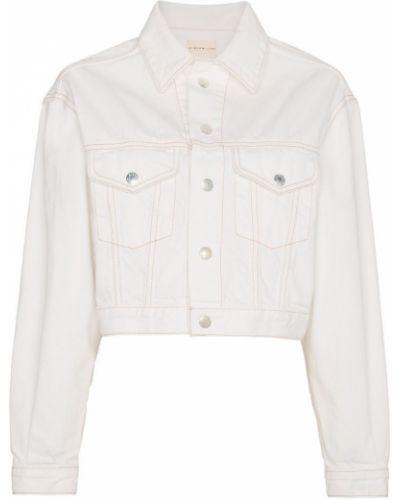 Джинсовая куртка укороченная Simon Miller