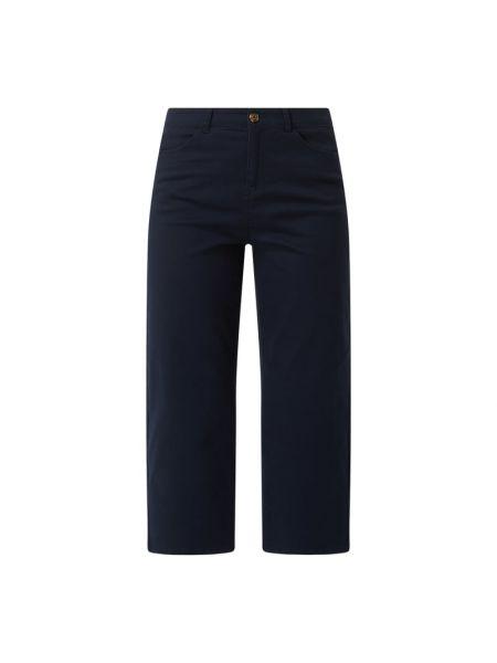 Niebieskie spodnie bawełniane Christian Berg Women