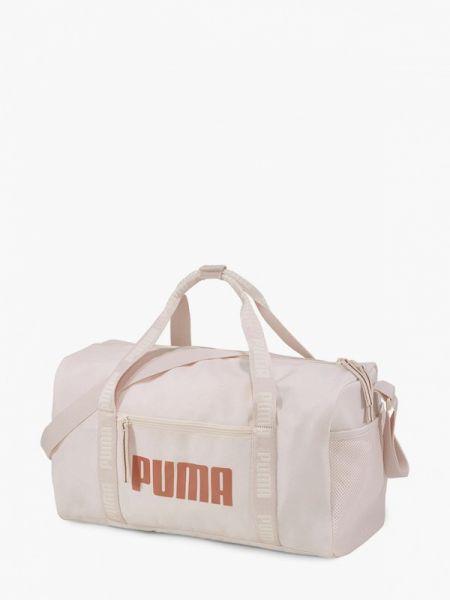 Спортивная сумка розовый весенний Puma