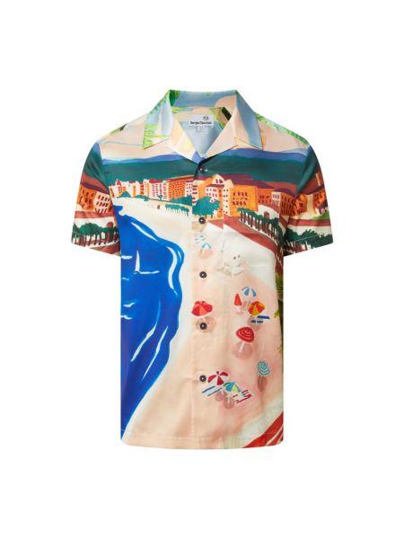 Koszula krótki rękaw Sergio Tacchini