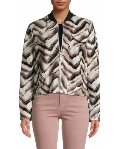 Кожаная куртка длинная Longchamp