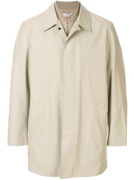 Płaszcz przeciwdeszczowy z kieszeniami długo Gieves & Hawkes