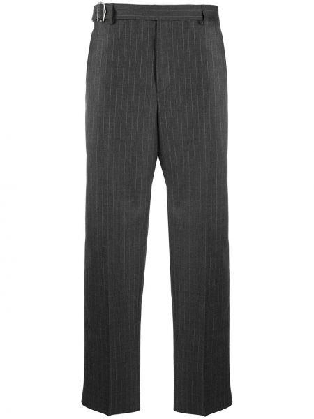Spodni wełniany bawełna spodnie z kieszeniami Valentino