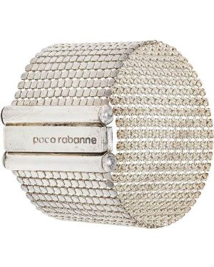 Серебряный браслет металлический Paco Rabanne Pre-owned
