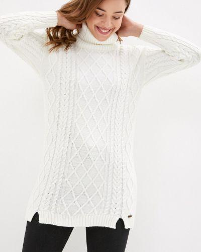 Белый свитер Jimmy Sanders