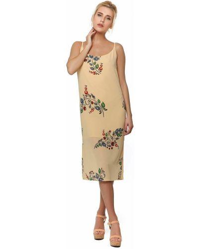 Платье на бретелях Nenka