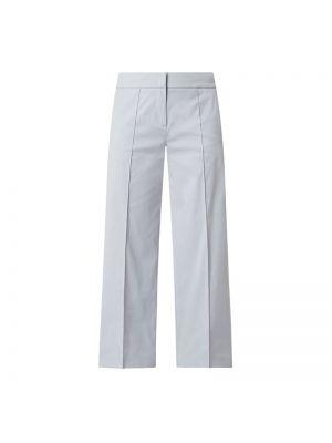 Niebieskie spodnie bawełniane Windsor
