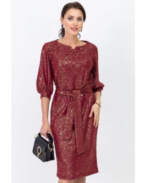 Вечернее платье миди Taiga