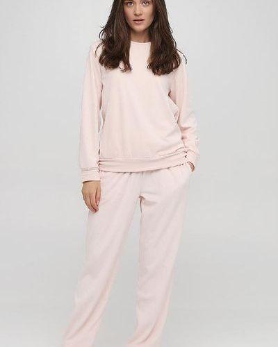 Велюровая пижама - розовая Naviale