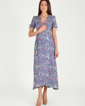 Платье с запахом платье-сарафан Viserdi
