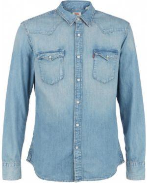 Джинсовая рубашка с длинным рукавом Levi's®