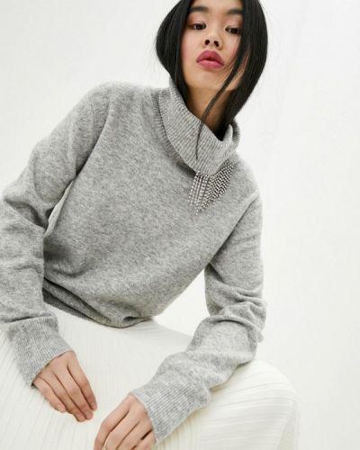 Серый свитер Miss Sixty