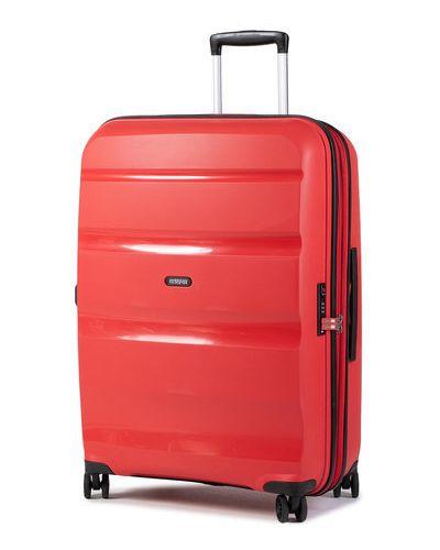 Czerwona walizka duża American Tourister