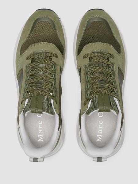 Кроссовки - зеленые Marc O'polo