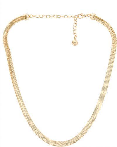 Złoty naszyjnik pozłacany Baublebar