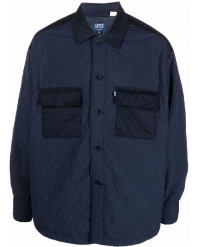 Klasyczna koszula - niebieska Levis Made & Crafted