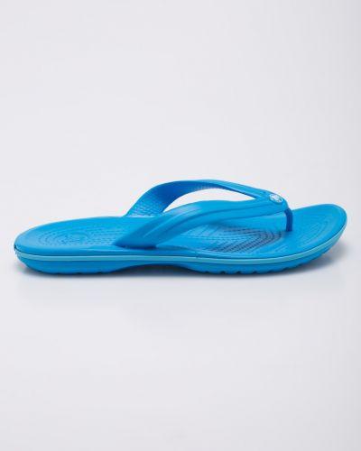 Синие сандалии Crocs