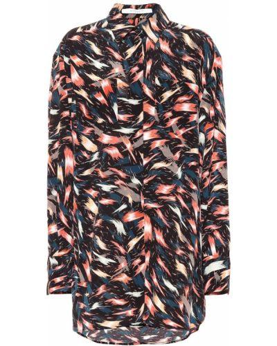 Jedwab koszula za pełne Givenchy