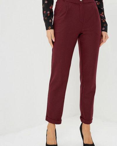 Фиолетовые классические брюки Fashion.love.story