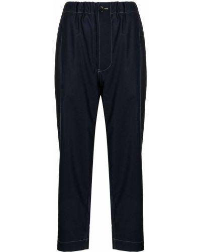 Укороченные брюки - черные Sofie D'hoore