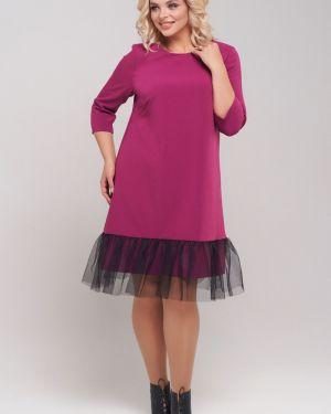 Вечернее платье миди Mari-line