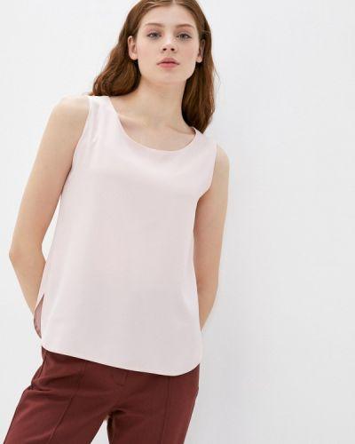 Свободный розовый топ свободного кроя Samos Fashion Group