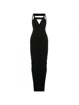 Sukienka - czarna Rick Owens
